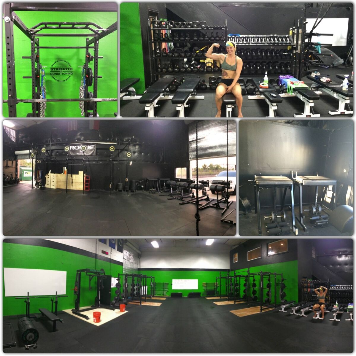 Personal trainer spring texas gym woodlands