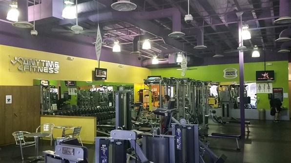 Personal Trainer .com | Las Vegas Nevada Gym Anytime Fitness