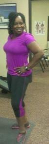 Personal Trainer Roz Davis